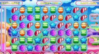 Candy Match Saga | Free online game | Mahee.com