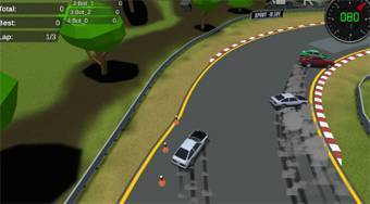 Thug Racing 3D | Free online game | Mahee.com
