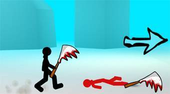 Stickman Street Fighting | Free online game | Mahee.com