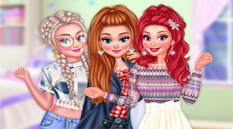 Princesses The College's Popular Squad - el juego online | Mahee.es