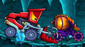 Car Eats Car Dungeon Adventure | Free online game | Mahee.com