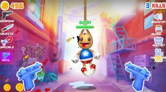 Super Buddy Kick 2 | Mahee.com