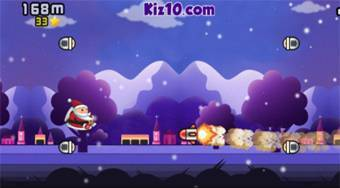 Jingle Jetpack | Free online game | Mahee.com