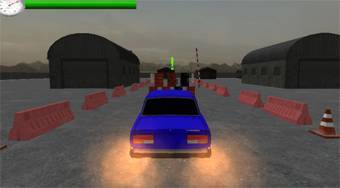 Russian Driver 3D | Free online game | Mahee.com