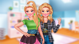 The New Girl in School - Game | Mahee.com