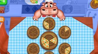 Hippo Pizza Chef | Mahee.com