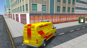Ambulance Simulators: Rescue Mission | Free online game | Mahee.com