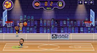 Mad Basketball Stars | Free online game | Mahee.com