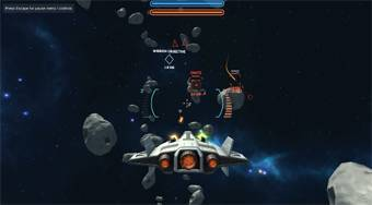 Space Fighter - online game | Mahee.com