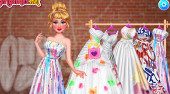 Princesses: Trash My Wedding Dress