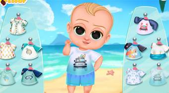 Baby Boss Photo Shoot | Free online game | Mahee.com
