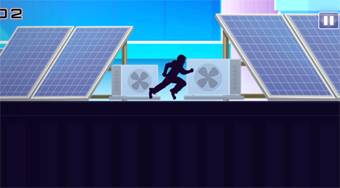 Parkour Run - online game | Mahee.com