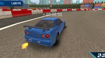 Furious Drift - online game | Mahee.com