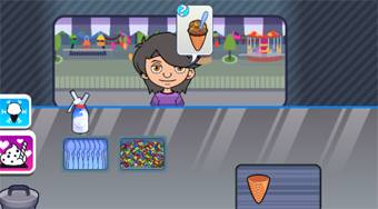 My Ice Cream Truck - Game | Mahee.com