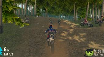 Dirt Bike Enduro Racing | Free online game | Mahee.com