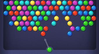Bubble Shooter HD - online game | Mahee.com