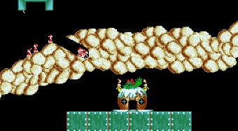 Holiday Lemmings 1993 - online game | Mahee.com