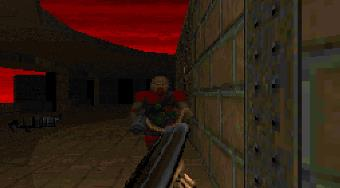 Doom II: Plutonia Experiment - online game | Mahee.com