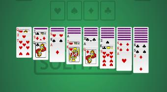 Solitaire 2 - online game | Mahee.com