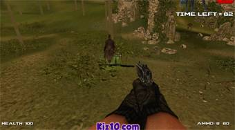 Wild Hunt: Jungle Sniper Shooting