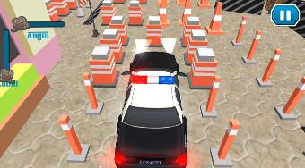 Police Parking - Game | Mahee.com