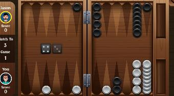 Backgammon | Free online game | Mahee.com