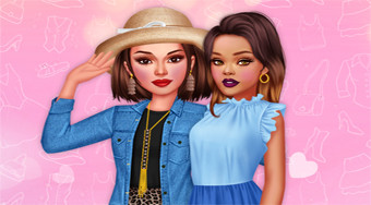 Celebrities Love Ruffles | Free online game | Mahee.com