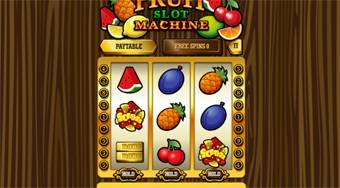 Fruit Slot Machine - online game | Mahee.com