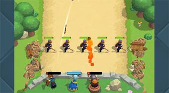 Wild Castle TD: Grow Empire | Free online game | Mahee.com