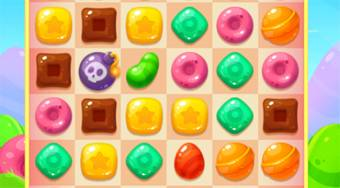 Candy Jam | Free online game | Mahee.com