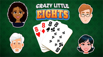 Crazy Little Eights - Game | Mahee.com
