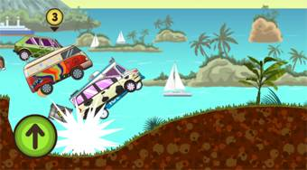 Adventure Drivers - online game | Mahee.com