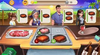 Dream Chefs | Free online game | Mahee.com