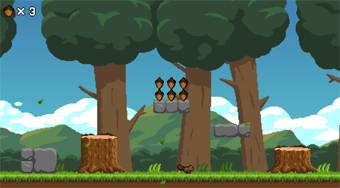 Princess Squirrel - online game | Mahee.com