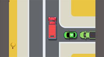 Road Turn Traffic - Game | Mahee.com