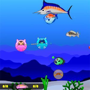 Fish Game For Cats Online